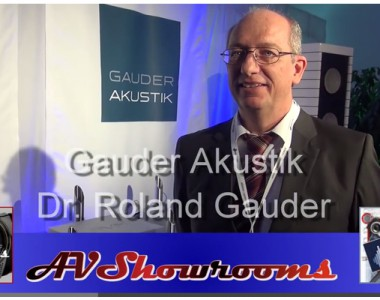 GAUDER AKUSTIK / ISOPHON INTERESANTE ENTREVISTA EN MUNICH 2013