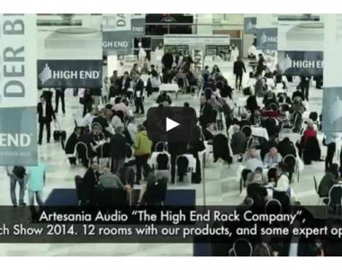 VIDEO DE ARTESANIA AUDIO EN MUNICH 2014
