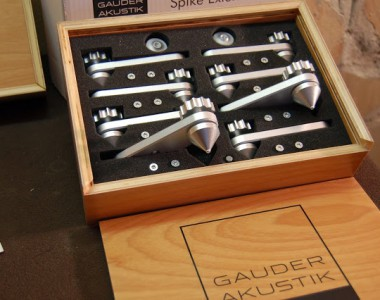 GAUDER AKUSTIK SPIKE EXTENDER, YA DISPONIBLE