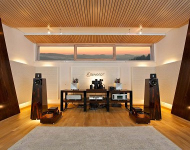 KUZMA XL4 EN EL SHOWROOM DE KAISER ACOUSTICS