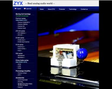 ZYX , NUEVA PAGINA WEB.