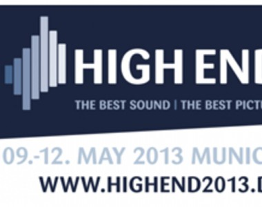 MUNICH HI-END 2013