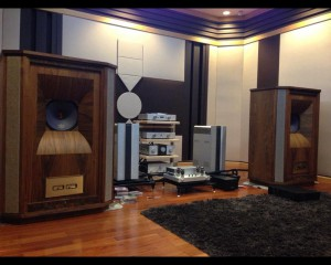 octave jubilee tannoy