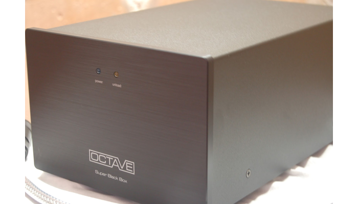 octave super black box