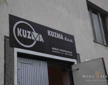 REPORTAJE VISITA A KUMZA LTD. 3/4 – Factory Tour