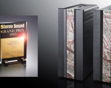 Premio Stereo Sound Grand Prix para las Octave Jubilee mono SE