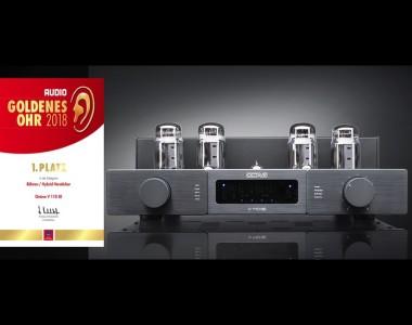 OCTAVE V110SE, PREMIO GOLDENES OHR 2018