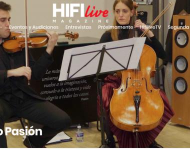 REPORTAJE ANALOG SESSIONS EN HIFI LIVE