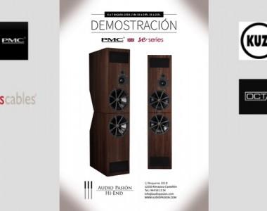 6 Y 7 DE JULIO PRESENTACION PMC SE SERIES EN AUDIO PASION