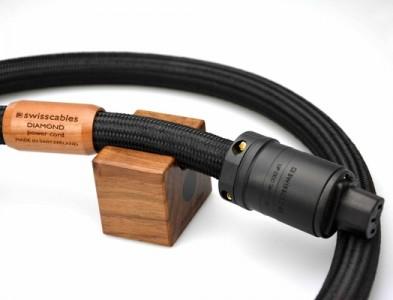 6 y 7 de Julio, presentación de los nuevos Swiss Cables Diamond en Audio Pasión