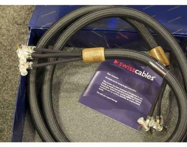 Cable de altavoz Swiss Cable Ref. bicable
