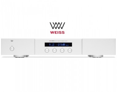 WEISS AUDIO, distribución para España y Portugal.