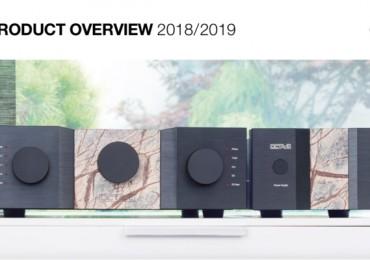 Nuevo catálogo Octave 2018/2019