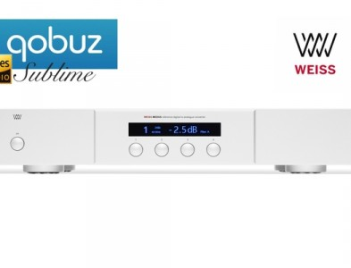WEISS AUDIO CON QOBUZ SUBLIME EN AUDIO PASION