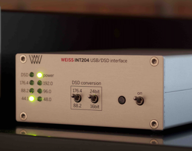 Interface Weiss INT204