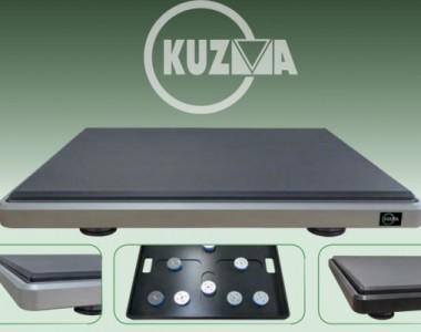 Nuevas plataformas de aislamiento Kuzma Platis 54 y 65