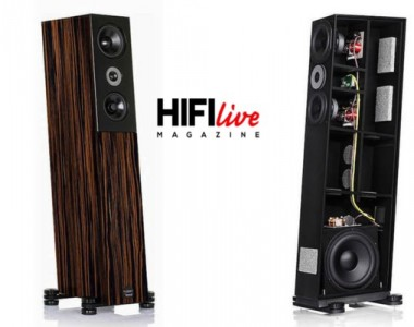 REVIEW DE LAS AUDIO PHYSIC CODEX EN HIFI-LIVE