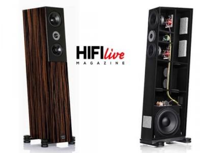 REVIEW DE LAS AUDIO PHYSIC CODEX EN HIFI-LIVE