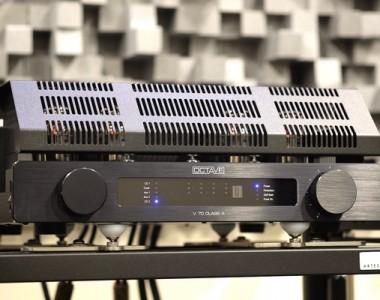 Nuevo Amplificador Octave V70 Class A