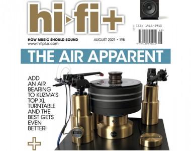 Review del Kuzma XL Air en HIFI+
